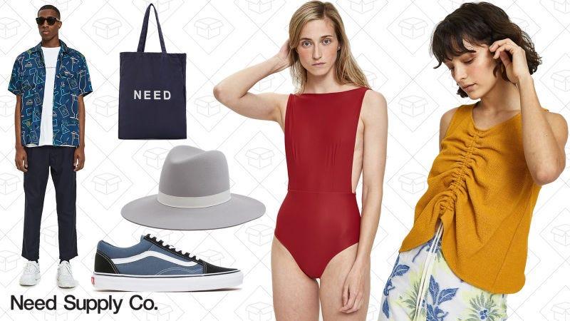 20% en ciertos estilos de primavera | Need Supply Co. | Usa el código SPRING20Gráfico: Jillian Lucas