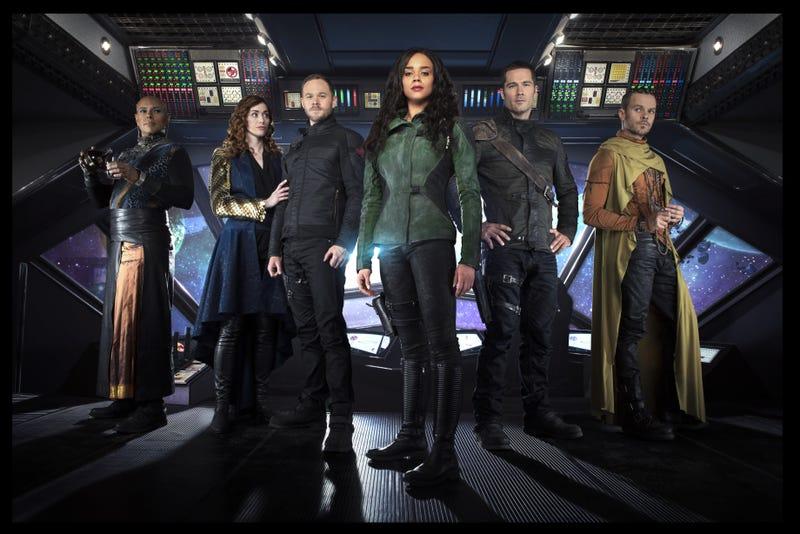 Illustration for article titled Sci-Fi's summer shows: Killjoys renewed, Dark Matter cancelled