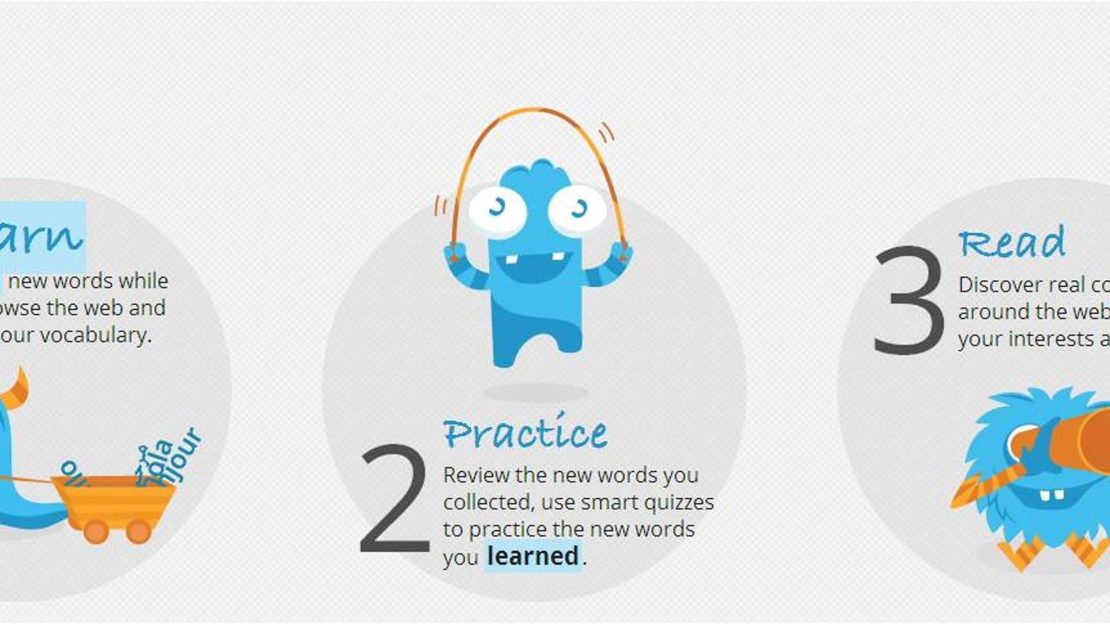 Aprende idiomas mientras lees en Internet con esta aplicación