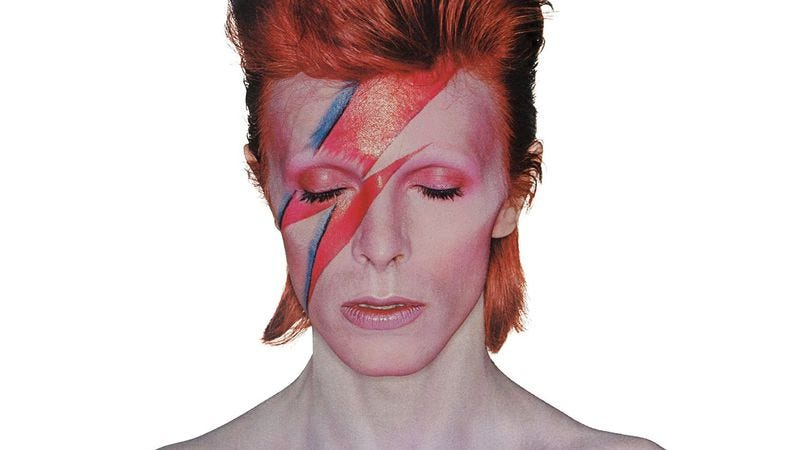 Aladdin Sane artwork