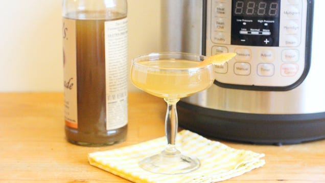 How to Make Homemade Gin in the Instant Pot [Updated With Safety Warning]