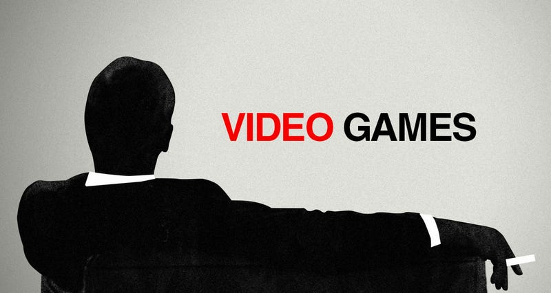 Illustration for article titled The Folks Who Made Mad Men's Intro Also Make Game Trailers