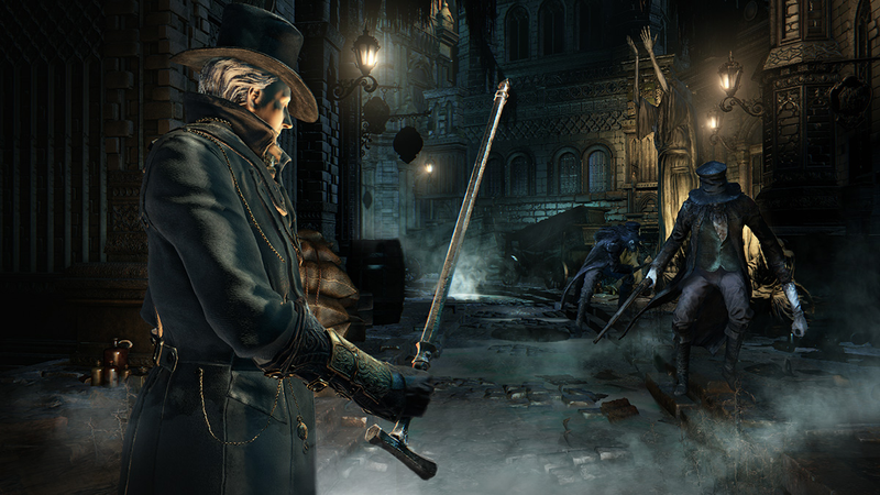 Illustration for article titled A Massive Bloodborne Community Event Is Happening Right Now