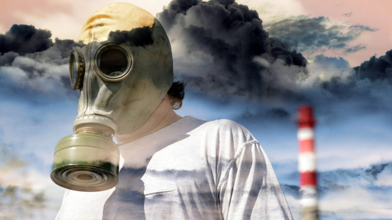 Illustration for article titled Is air pollution destroying your memory?