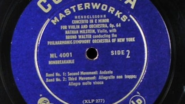 June 21 1948 The First Lp Is Released