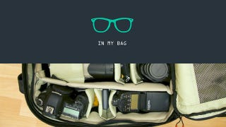 Illustration for article titled A Website Devoted to What's Inside Photographers' Gear Bags