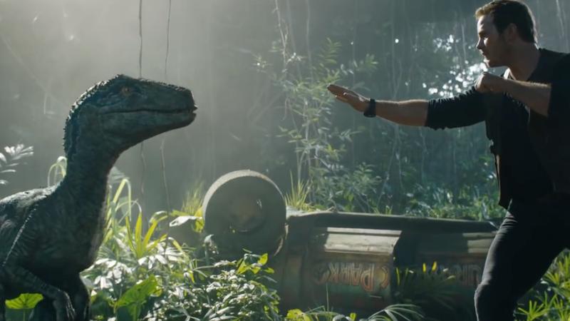 Illustration for article titled Jurassic World: Fallen Kingdom - Review (Kinda)