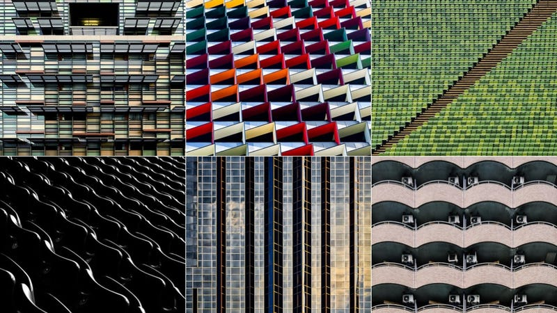 Illustration for article titled Accidental Architectural Patterns From All Over the World
