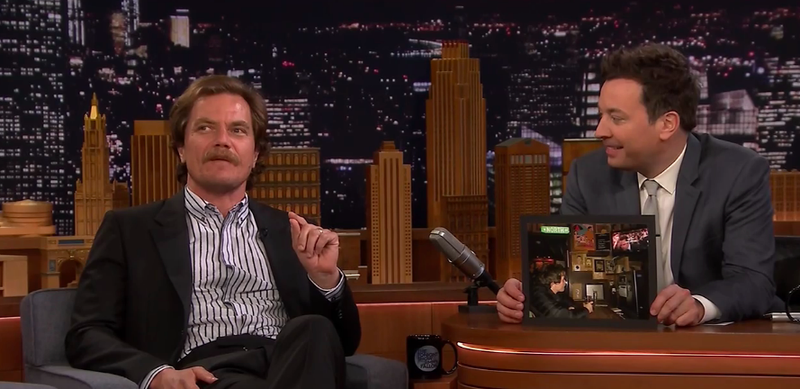 Michael Shannon, Jimmy Fallon