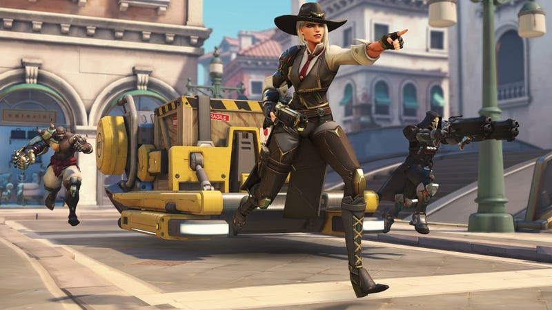 Illustration for article titled Overwatch's Next Big Patch Will Require A Full Reinstall Of The Game [Update]