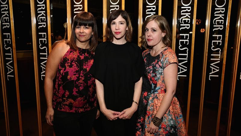 Sleater-Kinney (Photo: Neilson Barnard/Getty Images)