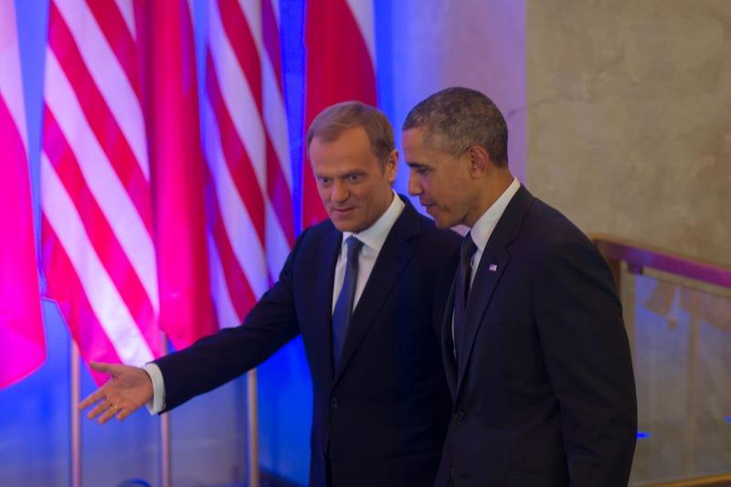 Illustration for article titled Szerelmes vagyok Donald Tuskba!