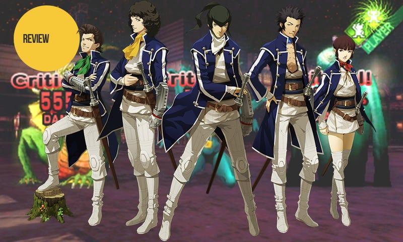 Illustration for article titled Shin Megami Tensei IV: The Kotaku Review