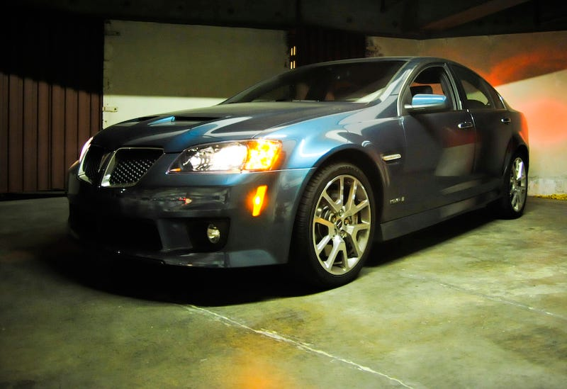 2009 pontiac g8 gxp first drive. Black Bedroom Furniture Sets. Home Design Ideas