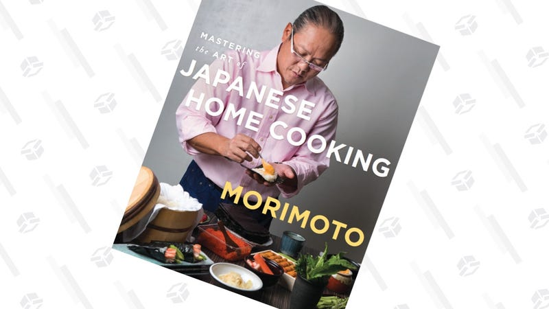 Mastering the Art of Japanese Home Cooking | $3 | Amazon