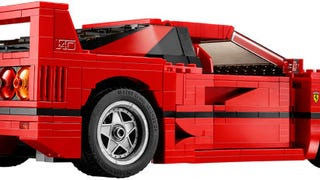 PSA: Lego Ferrari F40 is available for Lego VIP members