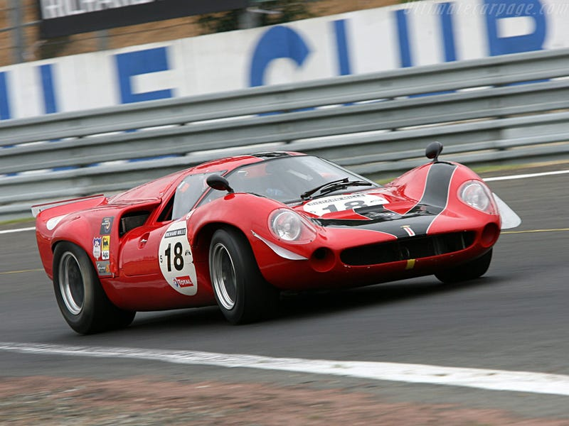 Illustration for article titled Oppo Confession: I like the Lola T70 MkIII more than the GT40.