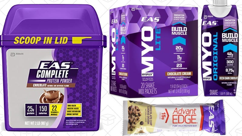 20% off EAS Protein Products