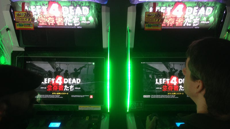 Illustration for article titled The Left 4 Dead Arcade is Basically Left 4 Dead 2, But Worse