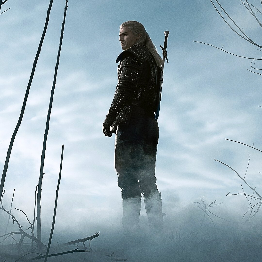 Geralt Is Still The Least Cool Looking Part Of The Netflix