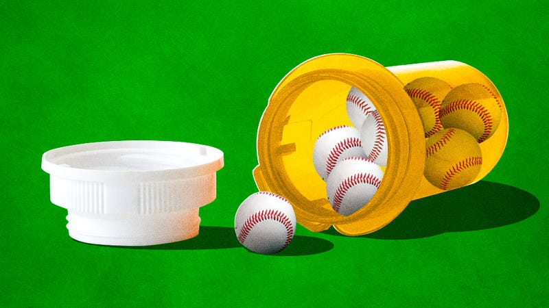 Illustration for article titled Pills, Bullies, And Pink Weights: Life As A Fringe Major Leaguer