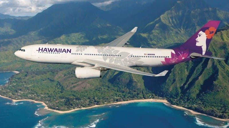 The Hawaiian Airlines® World Elite Mastercard
