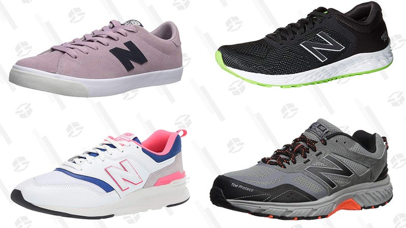 New Balance Gold Box | Amazon