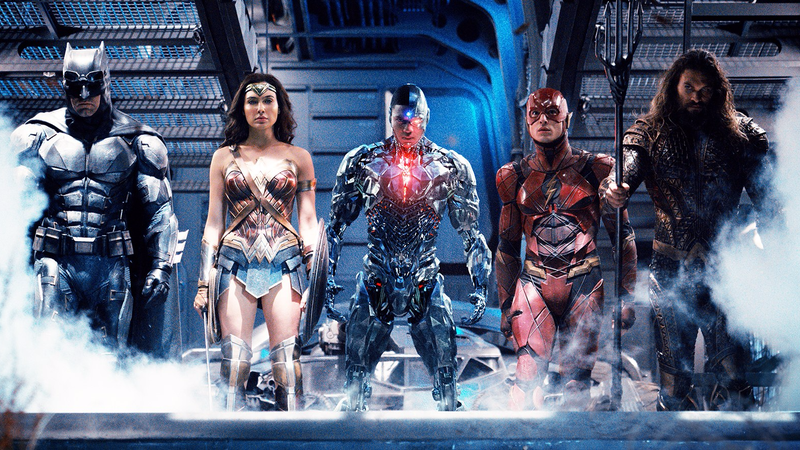 Justice League gets a new banner and more TV spots
