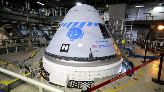 Boeing Starliner Malfunction Potentially Caused by Florida s Humid Air, Investigators Say
