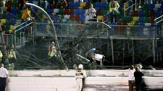 Officials Look For Ways To Make Racing Safer After Huge NASCAR Crash