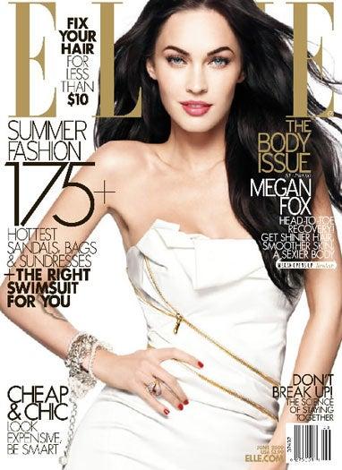 Illustration for article titled Megan Fox Goes Both Ways