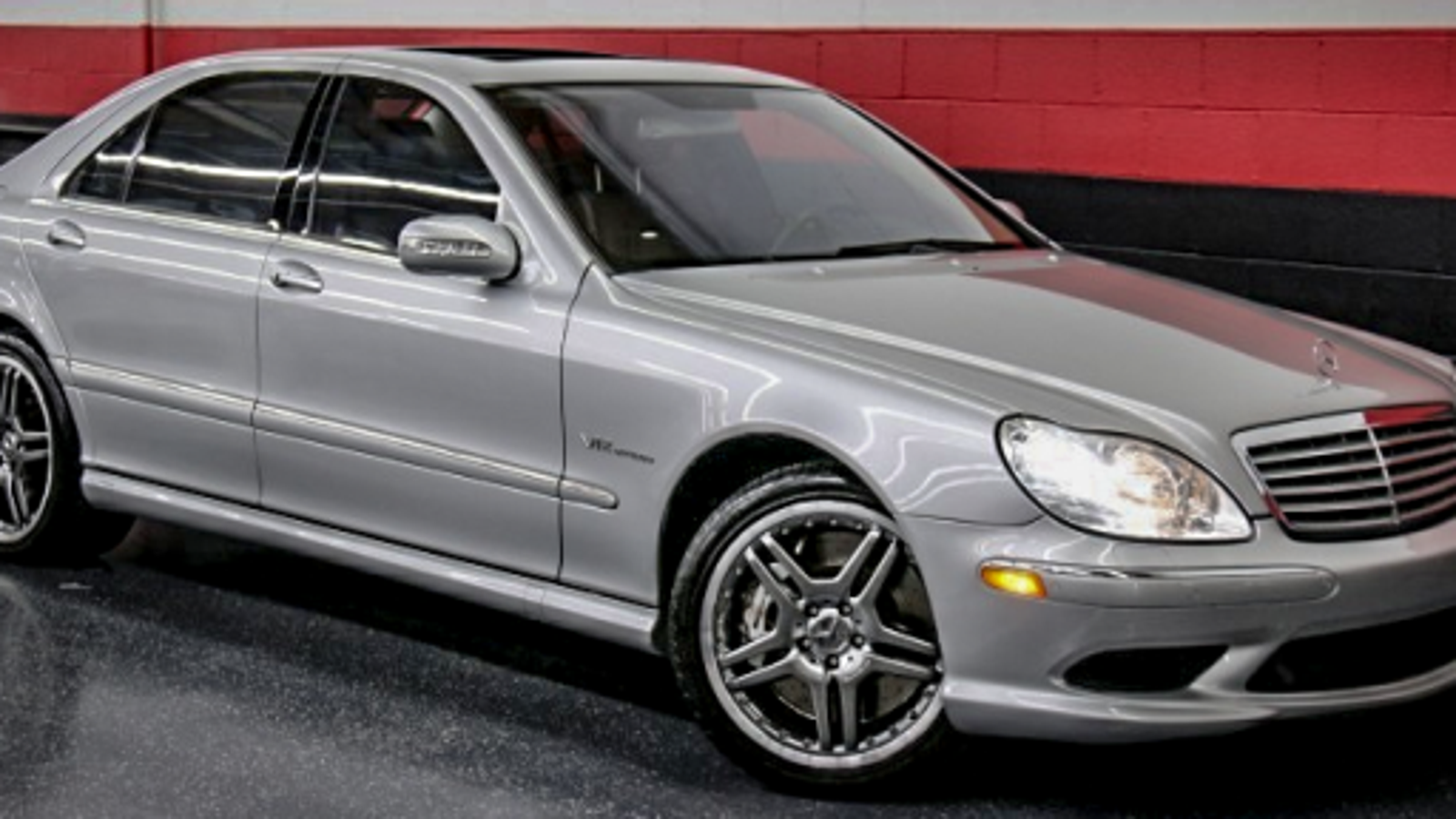 You Can Buy A 604-HP Mercedes S65 AMG For The Price Of A Ford Taurus