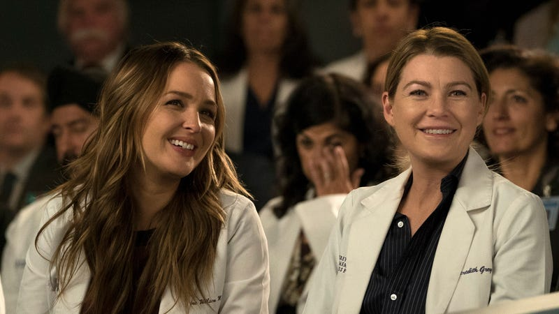 Illustration for article titled Grey's Anatomy renewed for season 15, becoming ABC's longest-running primetime drama series ever