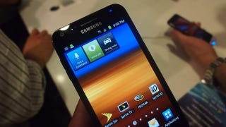 Illustration for article titled Samsung Galaxy S II Has More GPU Firepower Than Any Android Device