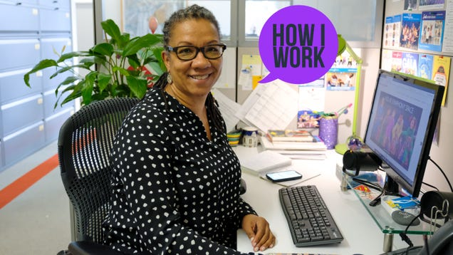 Im Traci Lester, Executive Director of the National Dance Institute, and This Is How I Work