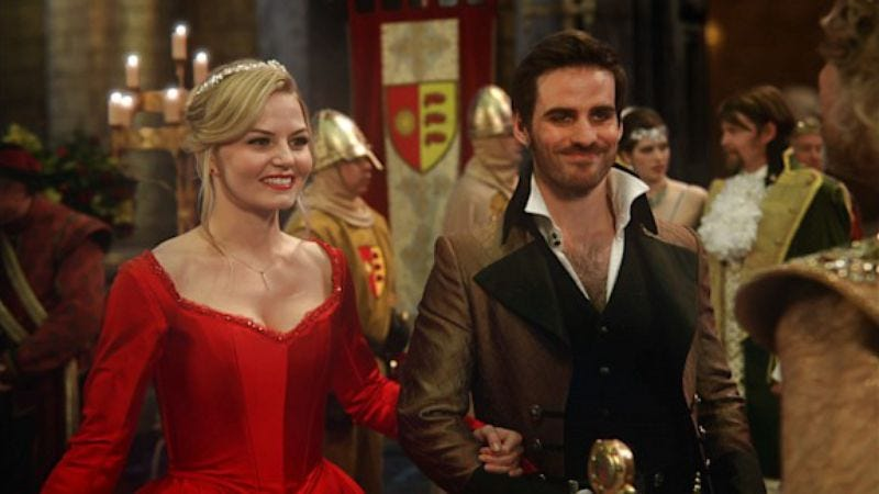 Illustration for article titled ABC adds another chapter/season to Once Upon A Time