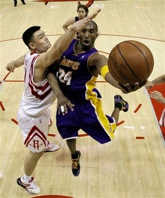 Illustration for article titled Maybe Shane Battier Isn't The Antidote To Kobe Bryant