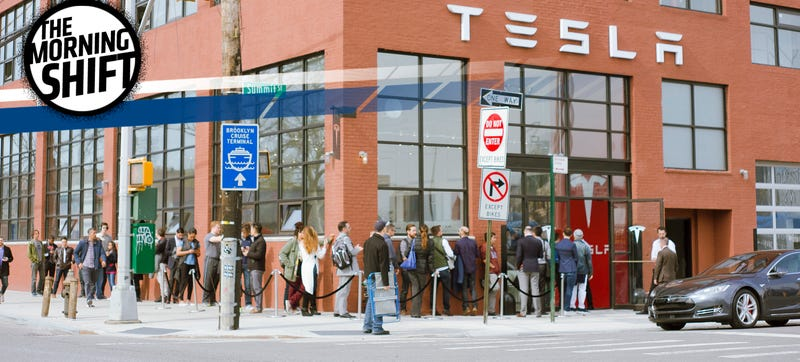 Illustration for article titled Tesla Model 3 Reservation Holders Are Willing To Wait