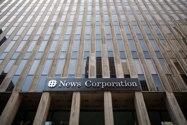 Facebook and News Corp Have Reached a Three Year News Distribution Deal