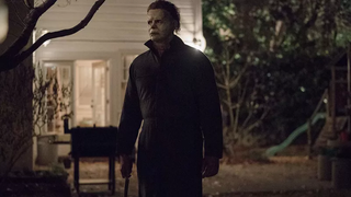 Michael Myers from the newest Halloween.
