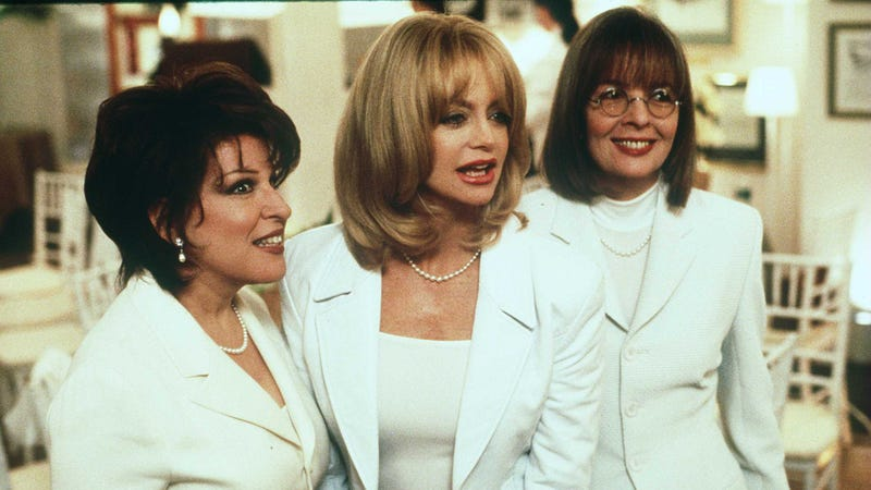 Illustration for article titled The Paramount Network (formerly Spike TV) orders pilot for a First Wives Club TV show