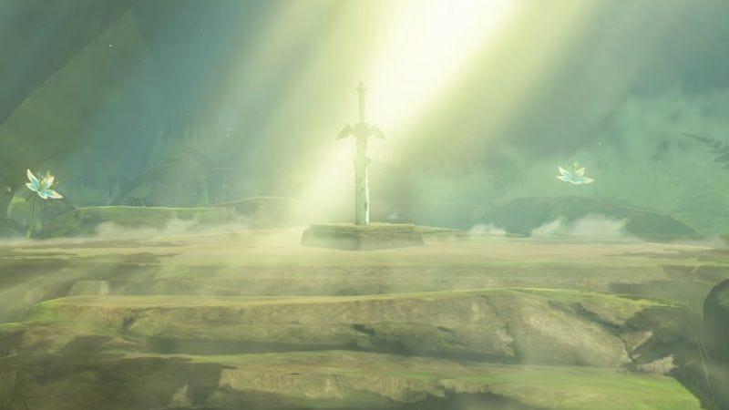 Screenshot: The Legend Of Zelda: Breath Of The Wild