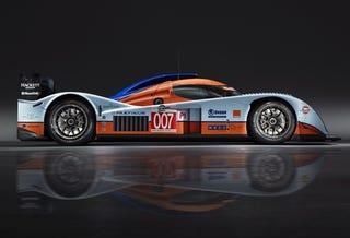 Illustration for article titled Aston Martin LMP1 Set For Halloween Asian Le Mans Debut