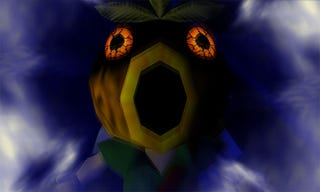 Illustration for article titled Why Does Link Cry In Majora's Mask? It's...Pretty Dark