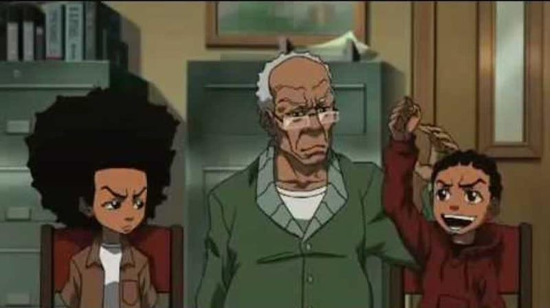 "Illustration for article titled The Boondocks is getting rebooted ""for the modern era"" by original creator Aaron McGruder"