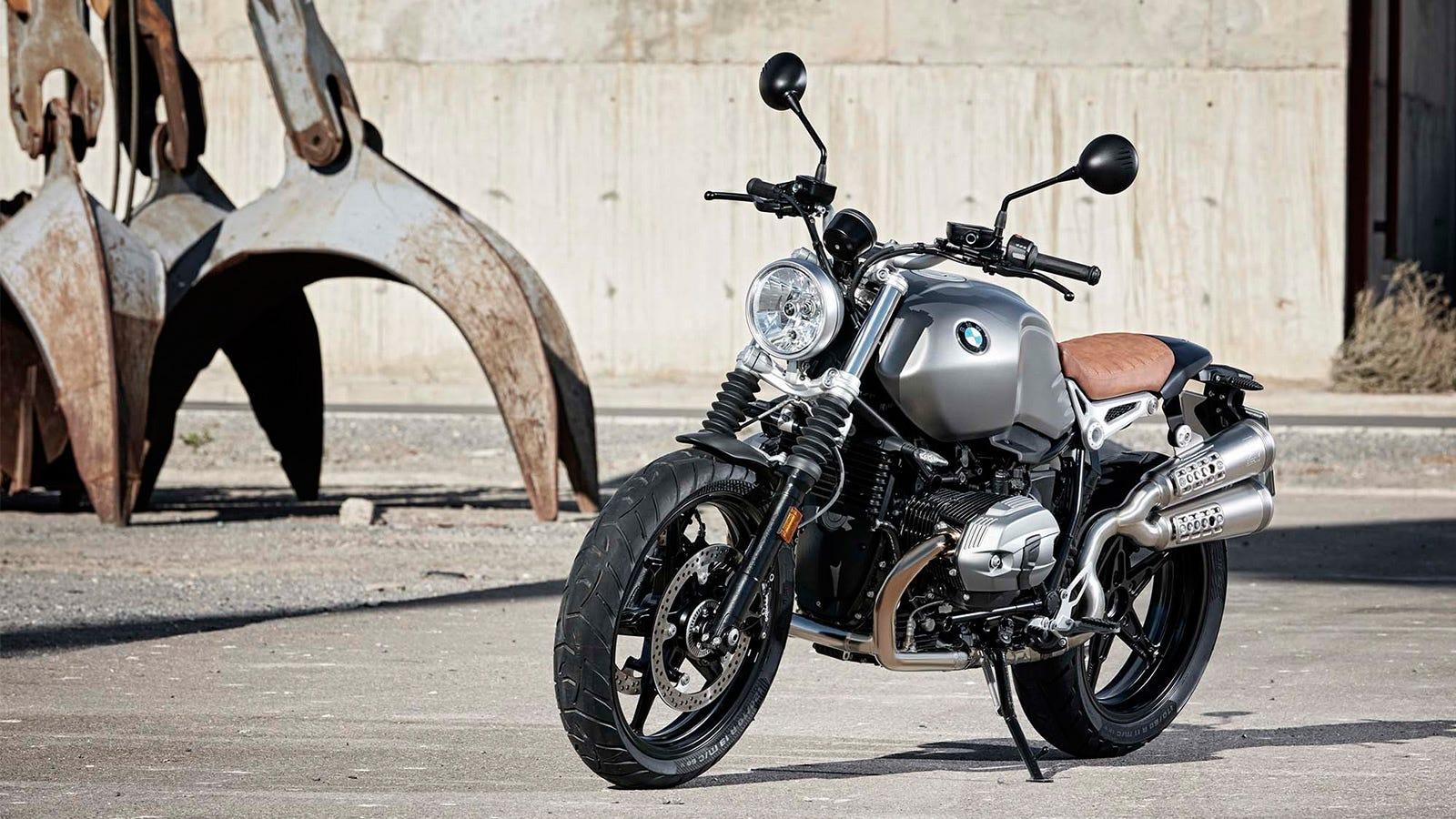 2016 BMW R NineT Scrambler More Specs And Mega Gallery