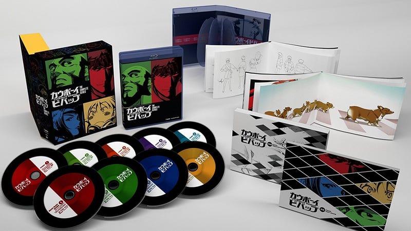 Cowboy Bebop: The Complete Series Amazon Exclusive Edition| $55 | Amazon