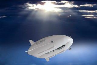 Illustration for article titled Northrop Grumman unveils its mega zeppelin