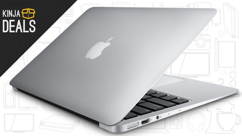 Illustration for article titled Save Up to $300 on a 256GB MacBook Air