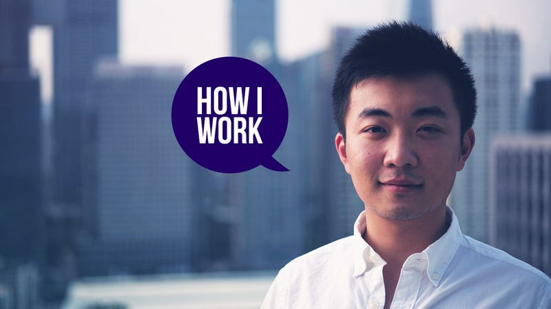 Illustration for article titled I'm Carl Pei, Co-Founder of OnePlus, and This Is How I Work
